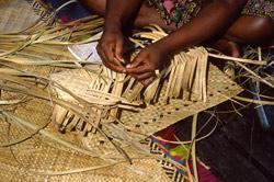 The Fijian Woven Mat Kivu