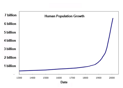 Exponential Population Growth | Kivu